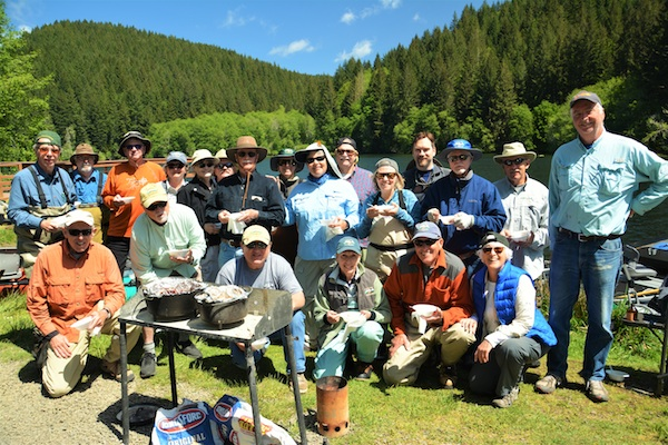 Cascade Family Fly Fishers